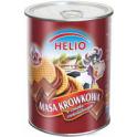 Gekookte gecondens.melk met chocolade
