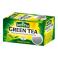 Groene theezakjes