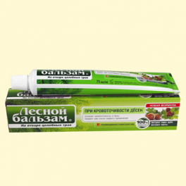 Toothpaste ( for bleeding gums)