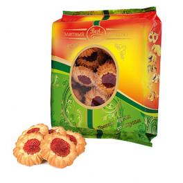 Cookies met fruit vullen