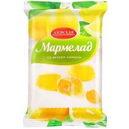 Marmalade with lemon flavor