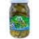 Komkommers met mierikswortel