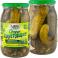 Komkommers Knapperig met jeneverbessen