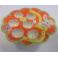 Easter plaat voor eieren